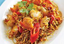 Cách chế biến sò điệp xào sả ớt ngon, kích thích vị giác